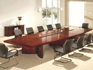 4. Table de réunion